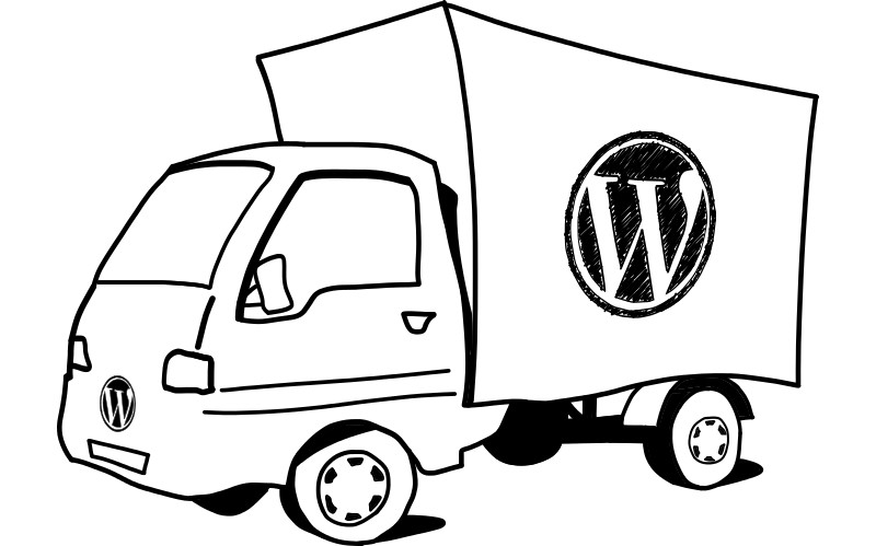 The WordPress Truck!